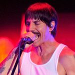 Anthony Kiedis: Red Hot Chili Peppers Dark Necessities