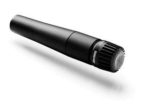 Best live vocal microphones: Shure SM57