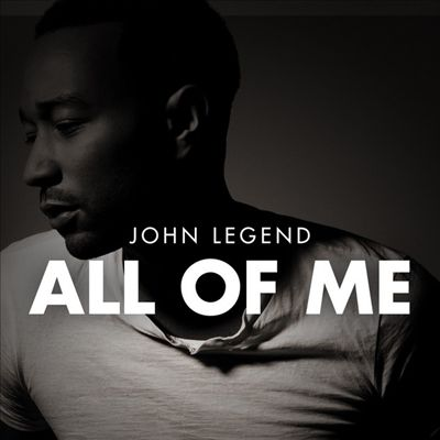 All of Me Piano sheet music