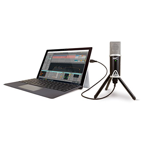 best USB mic for recording rap vocals: Apogee mic
