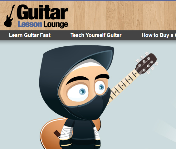 best gifts for guitar players: Guitar Lesson Lounge